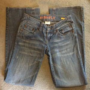 Hydraulic Curvy Lola Fit Jeans